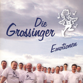 "DRCD-1104 Die Grossinger ""Emotionen"""