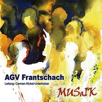 """DRCD-1509 AGV Frantschach """"MUSaIK"""""""""""